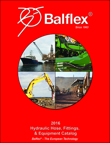 Balflex® USA Products Catalog - Hydraulic Hose, Fittings, & Equipment